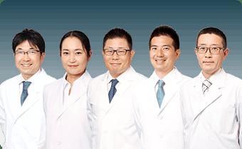 医師は全員整形外科専門医
