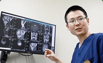 MRI検査で適応を詳細に診断