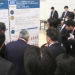 第18回日本再生医療学会総会で横田医師が発表している様子